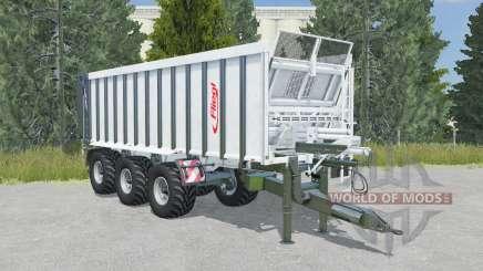 Fliegl ASW 381 Gigant mercury für Farming Simulator 2015