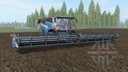 New Holland CR10.90 lapis lazuli pour Farming Simulator 2017