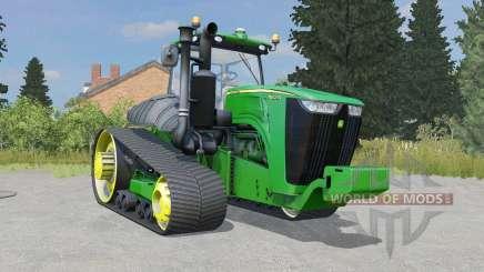 John Deere 9560RT north texas green pour Farming Simulator 2015