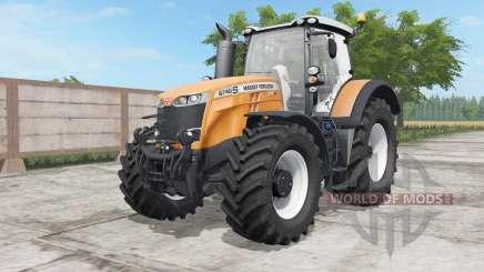 Massey Ferguson 8727-8740 S für Farming Simulator 2017
