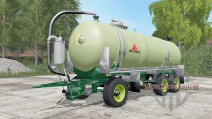 Annaburger HTS 24.27 swamp green für Farming Simulator 2017
