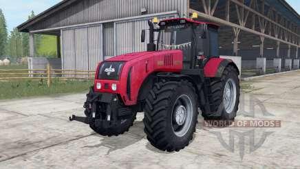 MTW-Biélorussie 3022 pour Farming Simulator 2017