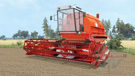 Bizon Gigant Z083 für Farming Simulator 2015