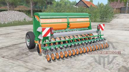 Amazone D9 3000 Super spanish green pour Farming Simulator 2017