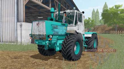 T-150K de la couleur de la couleur Tiffany pour Farming Simulator 2017