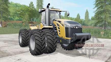 Challenger MT955E metallic gold für Farming Simulator 2017