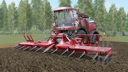 Krone BiG X 580 Tuning Editioɳ pour Farming Simulator 2017