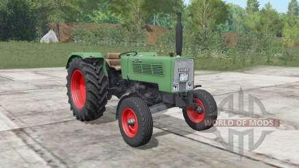 Fendt Farmer 102s-108s pour Farming Simulator 2017