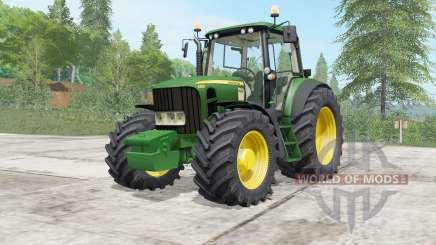 John Deere 6930 für Farming Simulator 2017