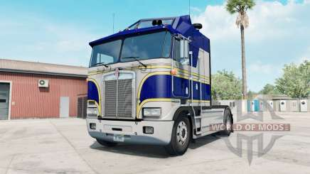 Kenworth K100E phthalo blue für American Truck Simulator