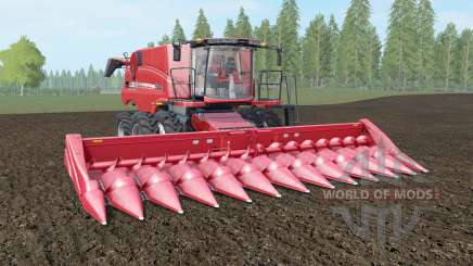 Case IH Axial-Flow 9240 red salsa pour Farming Simulator 2017
