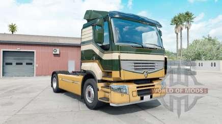 Renault Premium Normal Roof für American Truck Simulator