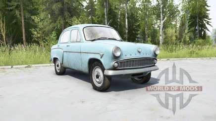 Moskvitch 407 pour MudRunner