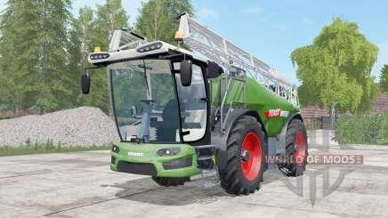 Fendt Rogator 650 pour Farming Simulator 2017