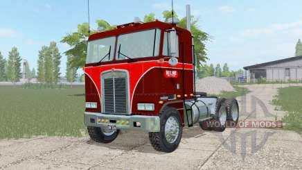 Kenworth K100 pour Farming Simulator 2017