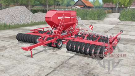 Horsch Pronto 9 DC red salsa pour Farming Simulator 2017
