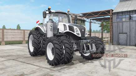 New Holland T8.320&T8.435 für Farming Simulator 2017