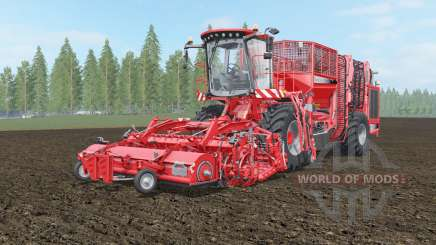 Holmer Terra Dos T4-30 deep carmine pink pour Farming Simulator 2017