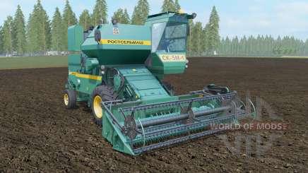 SK-5МЭ-1 Niva Effet persan de couleur verte pour Farming Simulator 2017