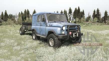 Der UAZ-3151 für MudRunner