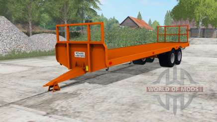 Richard Western BTTA 14-32 willpower orange pour Farming Simulator 2017