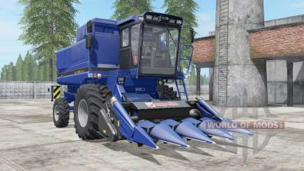 Case International 1660 Axial-Flow tory blue pour Farming Simulator 2017