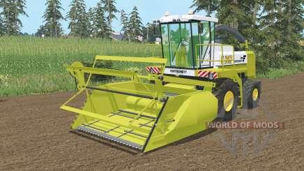 Fortschritt E 282 pear für Farming Simulator 2015