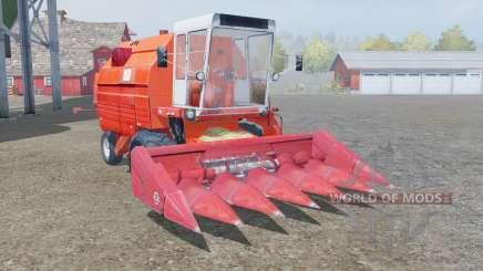 Bizon Gigant Z083 smashed pumpkin für Farming Simulator 2013