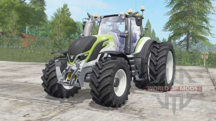 Valtra T234 yellow green für Farming Simulator 2017