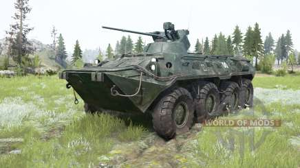 LE BTR-82A pour MudRunner