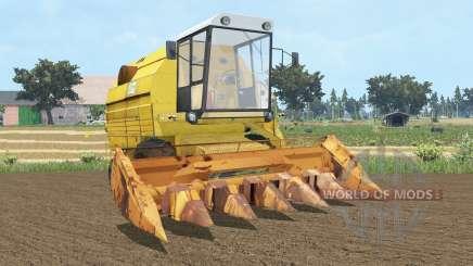 Bizon Gigant Z083 sandstorm für Farming Simulator 2015