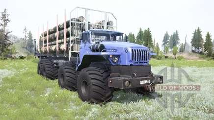 VTS de l'Oural-Polyarnik 8x8 pour MudRunner