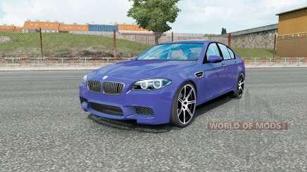 BMW M5 (F10) 2012 für Euro Truck Simulator 2