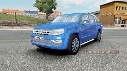 Volkswagen Amarok Double Cab Highline 2016 für Euro Truck Simulator 2