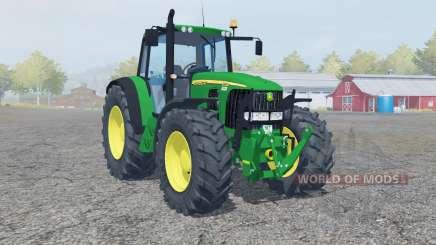 John Deere 6320 2002 pour Farming Simulator 2013