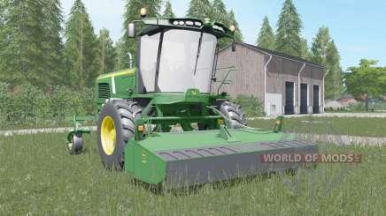John Deere W260 shamrock green für Farming Simulator 2017