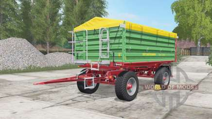 Strautmann SZK 1402 medium sea green für Farming Simulator 2017