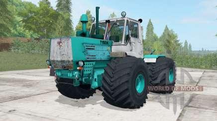T-150K couleur Émeraude pour Farming Simulator 2017