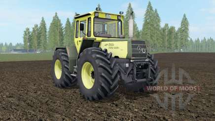 Mercedes-Benz Trac 1300&1500 Turbo für Farming Simulator 2017