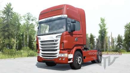 Scania R730 Topline für MudRunner