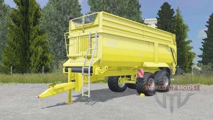 Krampe Bandit 750 golden fizz für Farming Simulator 2015