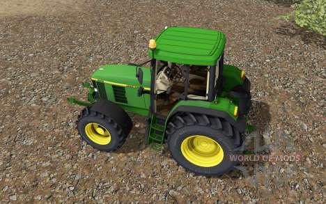 John Deere 6810 north texas green für Farming Simulator 2017