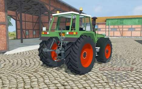 Fendt Favorit 626 für Farming Simulator 2013