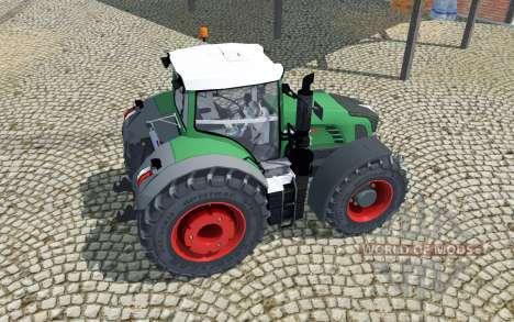 Fendt 939 Vario für Farming Simulator 2013