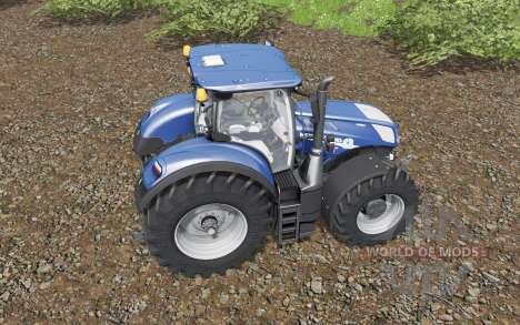 New Holland T7.290&T7.315 Heavy Duty für Farming Simulator 2017