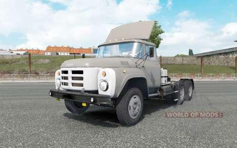 ZIL-133ВЯС pour Euro Truck Simulator 2