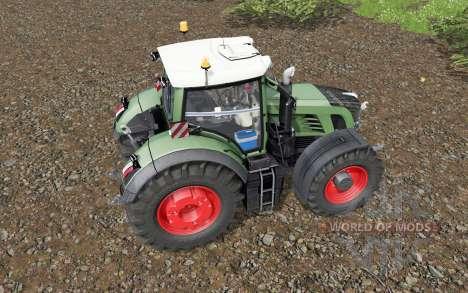 Fendt 936 Vario fruit salad für Farming Simulator 2017