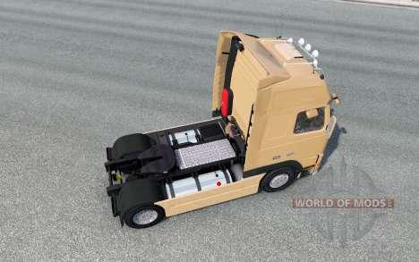Volvo FH12 Globetrotter XL 1995 pour Euro Truck Simulator 2