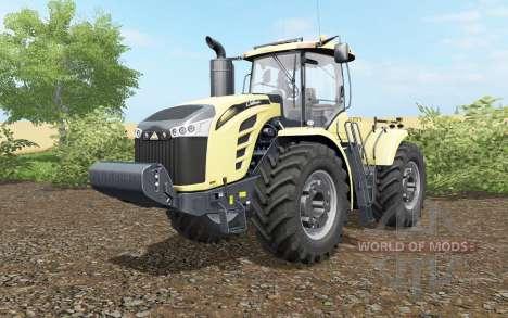 Challenger MT955-975E color choice für Farming Simulator 2017