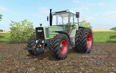 Fendt Farmer 310&312 LSA Turbomatik für Farming Simulator 2017